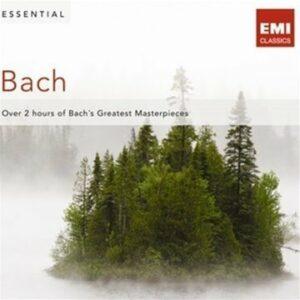 Bach : Essentiel Bach : les plus belles musiques de Bach