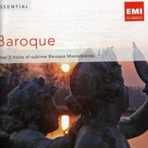 Compilation : Essentiel Baroque : les plus belles musiques baroques