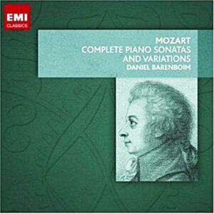Mozart : Sonates & Variations piano (intégrale)