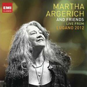 Martha Argerich and Friends. Lugano Festival 2012.