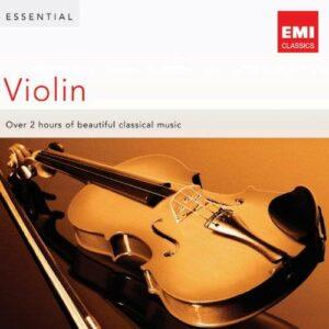 Compilation : Essential Violon : les plus beaux airs pour violon