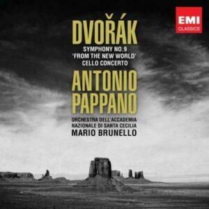 Dvorak : Symphonie n°9 du Nouveau Monde, Conc. violoncelle