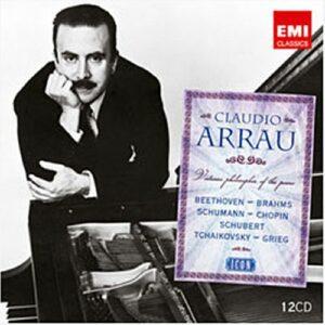 Claudio Arrau : Virtuoso Philosopher (Icon Series)