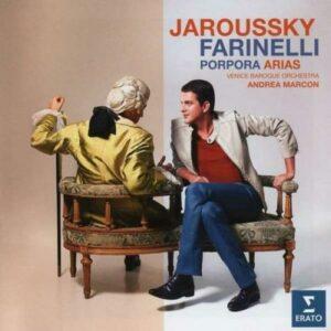 Porpora: Arias for Farinelli - Philippe Jaroussky