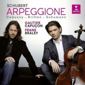 Gautier Capuçon joue Schubert, Schumann, Debussy, Britten