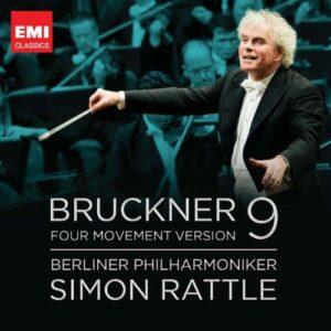 Bruckner : Symphonie n°9. Rattle.