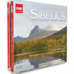Sibelius : Symphonies 1-7, Finlandia, Tapiola, Valse triste, Le Cygne de Tuonela, Karelia Suite (extr.), Le Roi Christian II, Le Barde