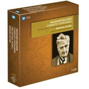 Vaughan Williams: Complete Symphonies - Bernard Haitink