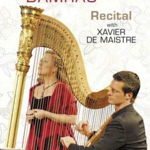 Diana Damrau : Récital à Baden Baden avec Xavier de Maistre.