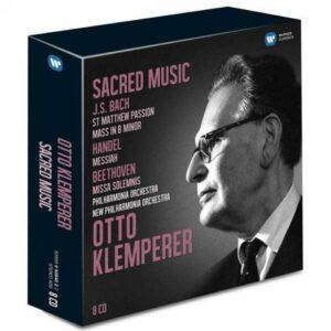 Otto Klemperer : La musique sacrée.