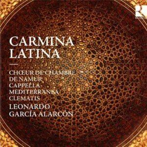 Carmina latina.