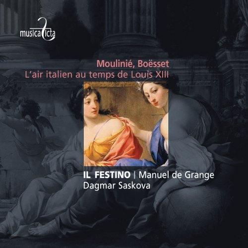 L'air italien en France autemps de Louis XIII. Il Festino.