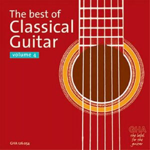 Various : The Best of Classical Guitar Volume 4