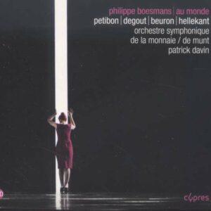Boesmans, Philippe: Au Monde
