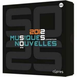 Musiques Nouvelles : 50 ans, 25 compositeurs.