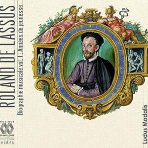 Lassus : Biographie musicale, vol.1. Boterf.