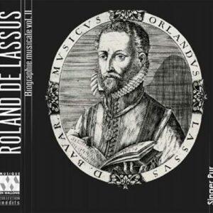 Lassus : Biographie musicale vol. II. Singer Pur.