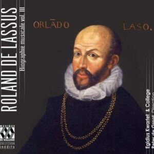 Lassus : Biographie Musicale V.3
