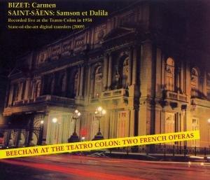 Bizet/Saint-Saens : Carmen/Samson et Dalila