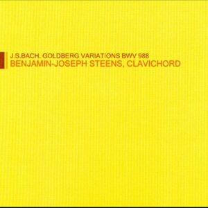 Bach : Variations Goldberg. Steens.