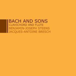 Bach et fils : Clavicorde et flûte.