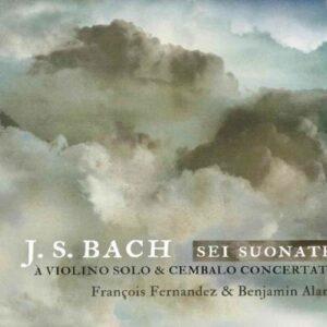 Johann Sebastian Bach : Sei Suonate à Violino Solo & Cembalo Concertato