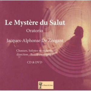De Zeegant, Jacques Alphonse (B.195: De Zeegant: Le Mystere Du Salut (Or