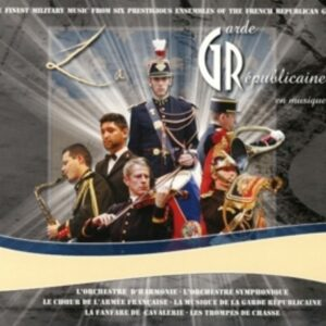Holst, Verdi, Pettenati, Boulanger, : Garde Republicaine En Musique,  Fine