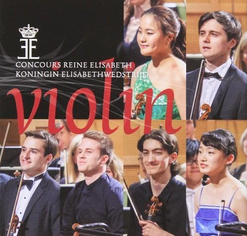 Violin 2015 - Queen Elisabeth Competition