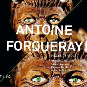 Forqueray : Suites I, II et V. Léonard.