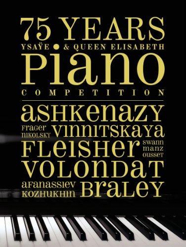 Concours Reine Elisabeth : Piano