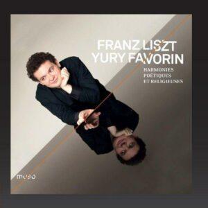 Liszt : Harmonies Poètiques Et Religieuses