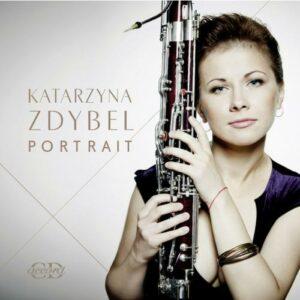 Katarzyna Zdybel, basson : Portrait