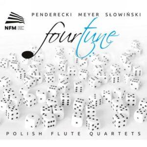 Krzysztof Meyer - Wladyslaw Slowinski : FourTune