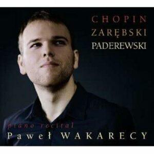 Pawel Wakarecy, piano : Récital