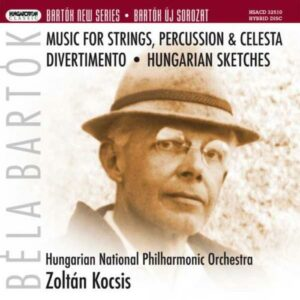 Bartok : Œuvres orchestrales. Kocsis.