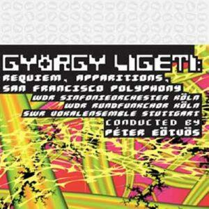György Ligeti : Requiem, Apparitions, San Francisco Polyphony