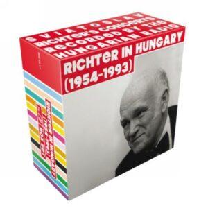 Richter en Hongrie (1954-1993)