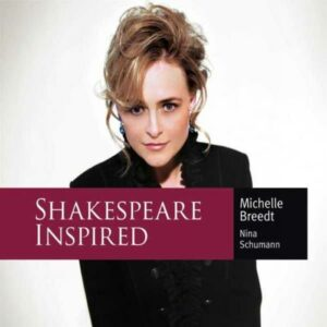 Shakespeare Inspired : Songs de Arne, Elgar, Parry. Breedt