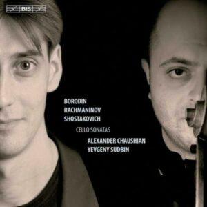 Sonates russes pour violoncelle et piano.