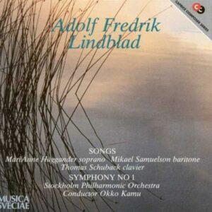 Adolf Fredrik Lindblad : Songs/Symphony No. 1