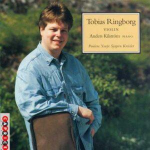 Francis Poulenc - Eugene Ysaye - Emil Sjogren : Tobias Ringborg Violin