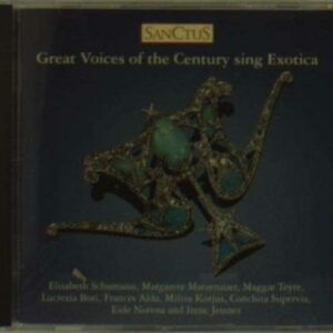 Great Voices sing Exotica