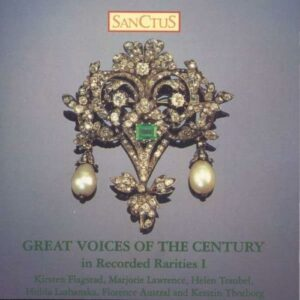 Great Voices - Recorded Rarities I