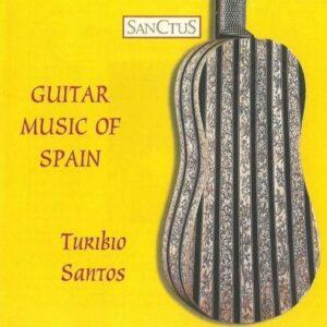 GUITAR MUSIC OF SPAIN