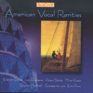 American Vocal Rarities
