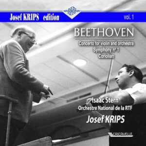 Josef Krips Edition, vol. 1 : Beethoven. Stern.