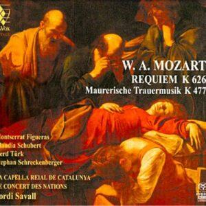 Savall/Mozart-Requiem