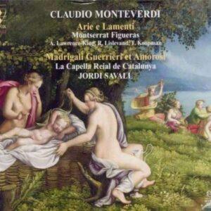 Monteverdi : Airs & Madrigaux