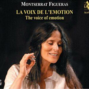 Montserrat Figueras : La Voix de l'émotion.